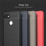 Cumpara ieftin Husa / Bumper Antisoc model PIELE pentru Google Pixel 2 XL