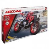 Set constructie metalic Meccano motocicleta Ducati