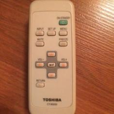 Telecomanda Videoproiector originala Toshiba CT-90205