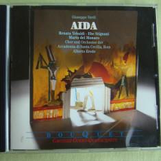 GIUSEPPE VERDI - Aida - C D Original ca NOU (Decca ADD) - Muzica Opera