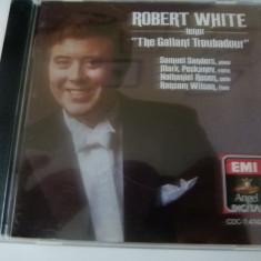 Robert White -The gallant troubadour - cd - Muzica Opera emi records