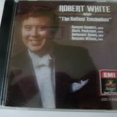 Robert White -The gallant troubadour - cd - Muzica Opera emi records