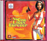 No One Lives Forever Disk 1