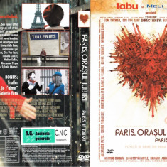 Paris Orasul iubirii