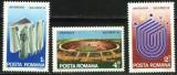 Romania 1981 - SPORT UNIVERSIADA, serie nestampilata, DF13, Nestampilat