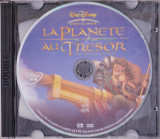 La Planete au Tresor, DVD, Franceza