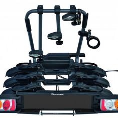 Suport biciclete Peruzzo Pure Instinct 708/3 cu prindere pe carligul de remorcare - pentru 3 biciclete Grand Luggage - Suport Bicicleta