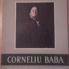 Maestrii artei romanesti - CORNELIU BABA, K.H. Zambaccian - Album Pictura