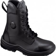 Bocanci militari (forțele speciale) Scorpion+ (cadou inclus) - Bocanci barbati, Marime: 38, 41, 42, 43, 44, 45, 46, 47, 48, Culoare: Negru, Piele naturala