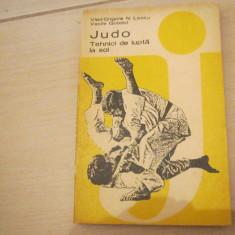 JUDO TEHNICI DE LUPTA LA SOL VLAD GRIGORE N.LASCU