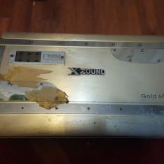 Amplificator Auto Statie Auto Pentru Swoofer XZOUND Gold 4000, peste 200W