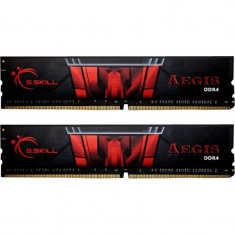 Memorie GSKill Aegis 16GB DDR4 3000 MHz CL16 Dual Channel Kit - Memorie RAM
