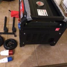 Vând generator Honda ecmt 7000 - Generator curent