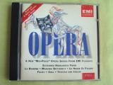 OPERA SAMPLER - 6 Great Scene Of Opera - C D Original ca NOU (ADD), CD