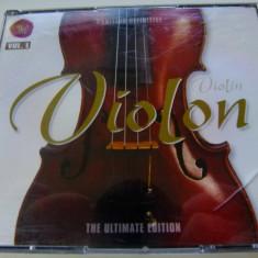 Violin -the ultimate edition - 6 cd - Muzica Clasica rca records