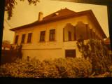 Ilustrata Valenii de Munte -Casa lui N.Iorga , anii '70, Necirculata, Fotografie