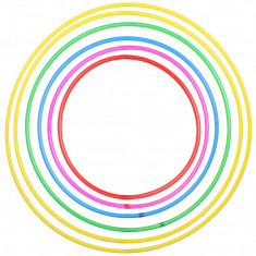 Hula Hoop Neon cerc gimnastica 90 cm