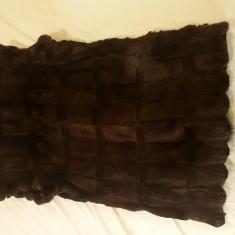 Vesta de blana naturala - haina de blana