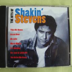 SHAKIN' STEVENS - The Hits Of - C D Original Germany, CD