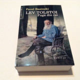 Lev Tolstoi. Fuga din rai - Pavel Basinski (Humanitas, 2014),RF1