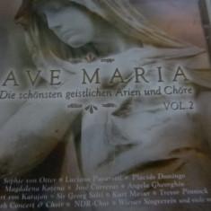 Ave Maria -  2 cd, decca classics