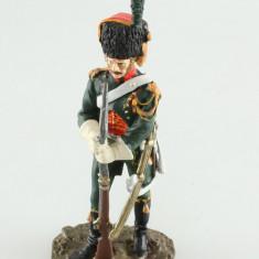 Soldat metal pictat manual Regiment des Chausseurs a Cheval de la Garde Imperial