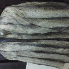 Haina blana nutrie - haina de blana