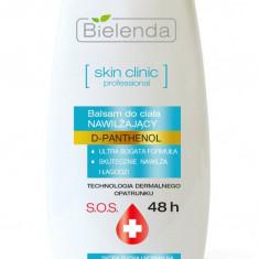 SKIN CLINIC PROFESSIONAL Balsam de corp hidratant cu D-Panthenol 400ml - NVS-195101 Pure Sensation - Crema de fata