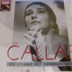 Callas - 3 cd - Muzica Opera emi records