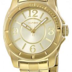 Tommy Hilfiger 1781139 ceas dama nou 100% original. In stoc - Livrare rapida., Elegant, Quartz, Inox, Rezistent la apa