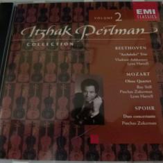 Itzhak Perlman - cd - Muzica Clasica emi records