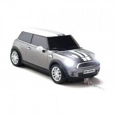 Mouse Mini Cooper S Dark Grey - USB Elegant Collection