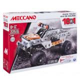 Set constructie metalic Meccano Kit Camioneta de curse 10 in 1
