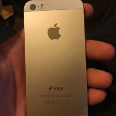Vand iPhone 5S Apple 32GB GOLD, Auriu, Neblocat