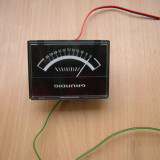 indicator vumetru Grundig