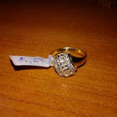 Inel aur 14k 2, 67 g, Culoare: Rosu