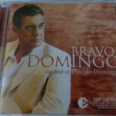 Bravo Domingo - cd - Muzica Clasica sony music