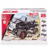 Set constructie Meccano 4X4 cu 25 de modele