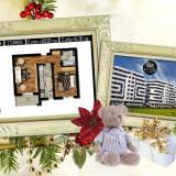 Apartament 2 camere, 51mp, decomandat, Carrefour Militari - Apartament de vanzare, Numar camere: 2, An constructie: 2017, Etajul 5