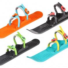 OneFoot Miniski negru - Skiuri, Sub 90