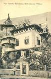CP Z533 -VILLA GENERAL BERESTEANU , BAILE GOVORA -CIRCULATA 7 AUG 1936 ?