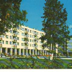 CPI (B9593) CARTE POSTALA - CAMPULUNG MOLDOVENESC. COMPLEXUL COMERCIAL - Carte Postala Moldova dupa 1918, Circulata, Fotografie