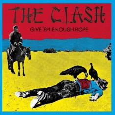 Clash The GiveEm Enough Rope LP (vinyl) - Muzica Rock & Roll
