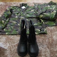 Tinuta Militara - Uniforma militara Roaman'S, Marime: 52, Culoare: Khaki
