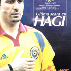 Hagi - Nationala - DVD fotbal