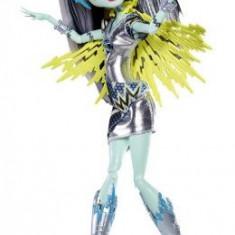 Frankie Stein Monster High Colectia Voltageous - Papusa Mattel, 6-8 ani, Fata