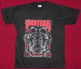 Tricou Pantera - 101 Proof  ,calitate 180 grame,tricouri formatii rock, L, M, XL, XXL, Maneca scurta, Negru