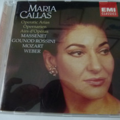 Callas - Operatic arias - cd - Muzica Opera emi records