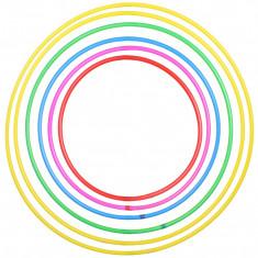 Hula Hoop Neon cerc gimnastica 80 cm
