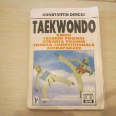 TAEKWONDO CONSTANTIN DIMCIU